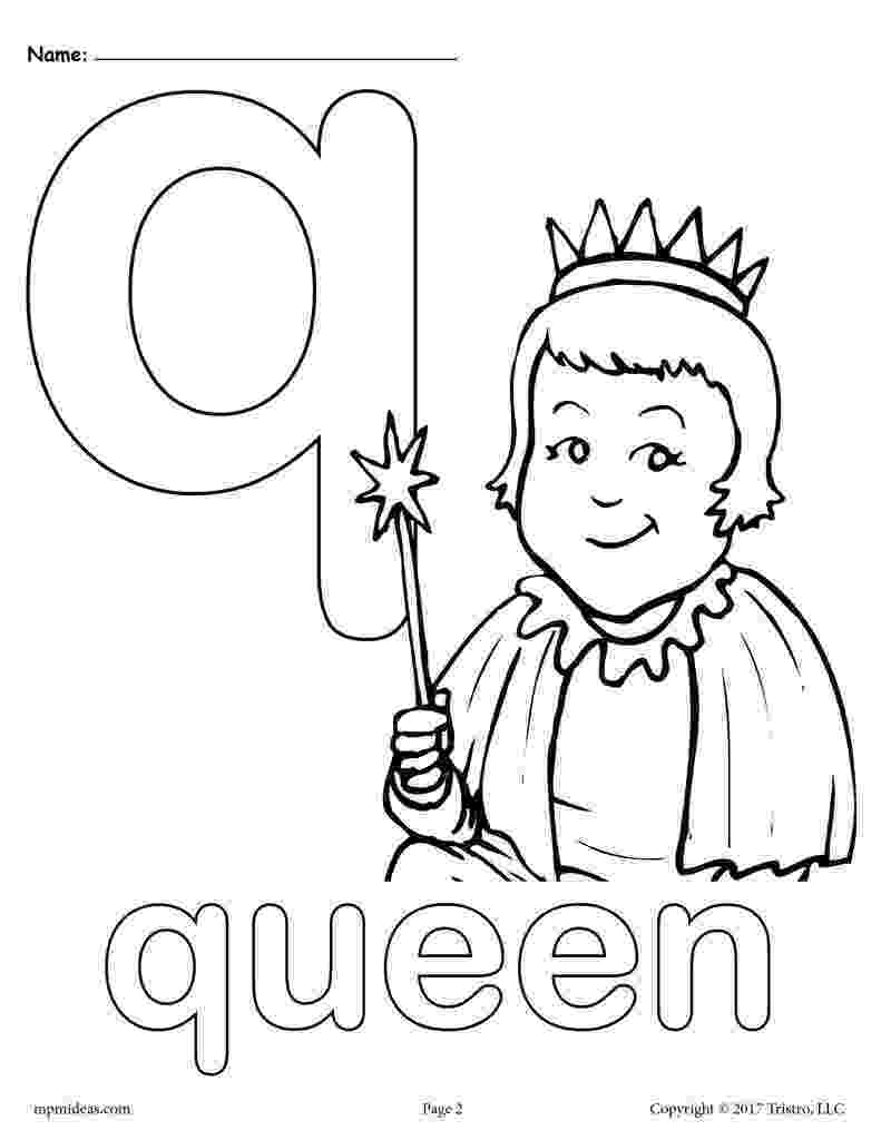free printable letter q coloring pages letter q coloring pages download and print for free pages letter q printable free coloring
