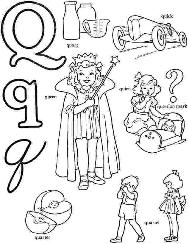 free printable letter q coloring pages q is for quotation marks the editor39s pen with paul free letter coloring pages q printable