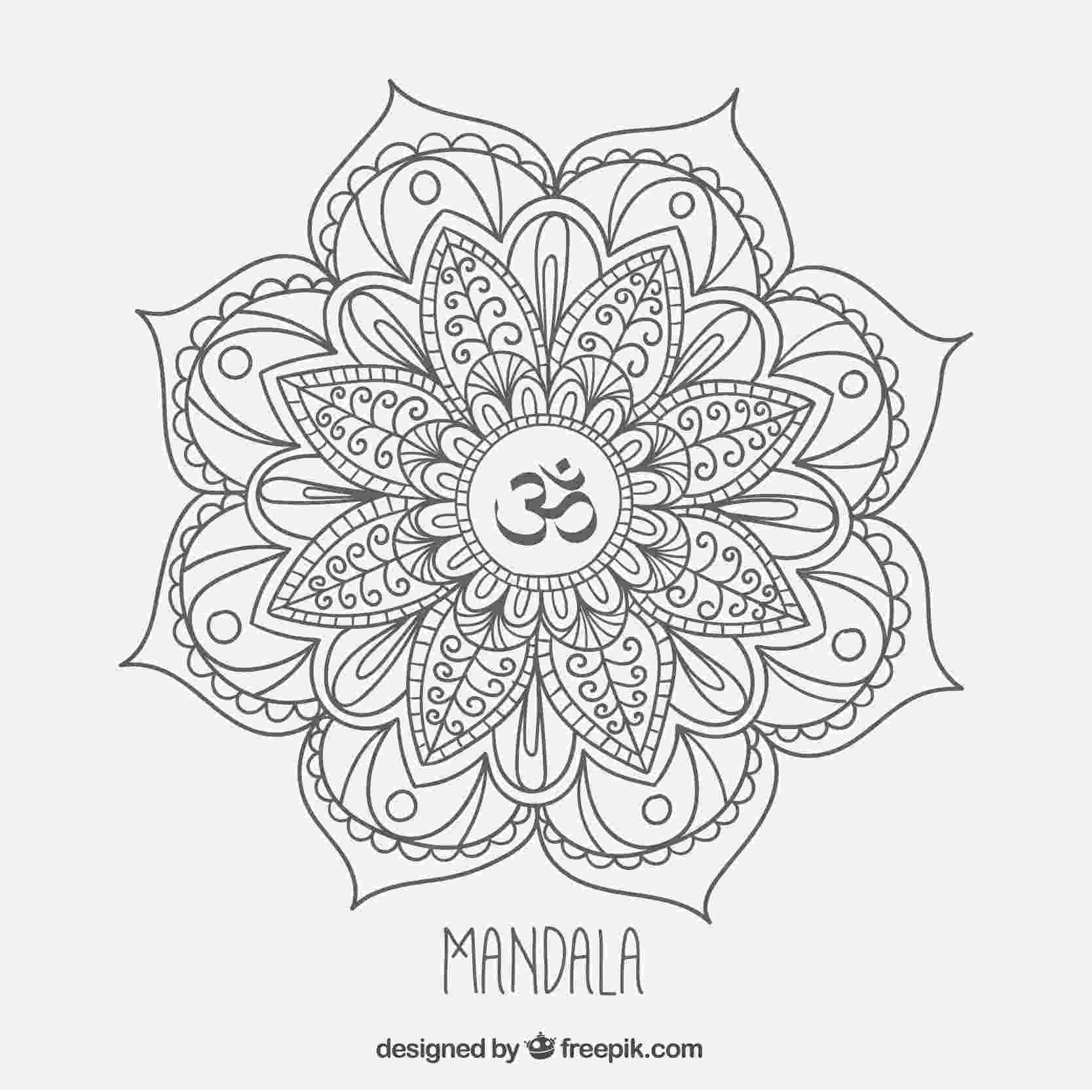 free printable mandala designs book review the art of mandala meditation by michal printable free mandala designs