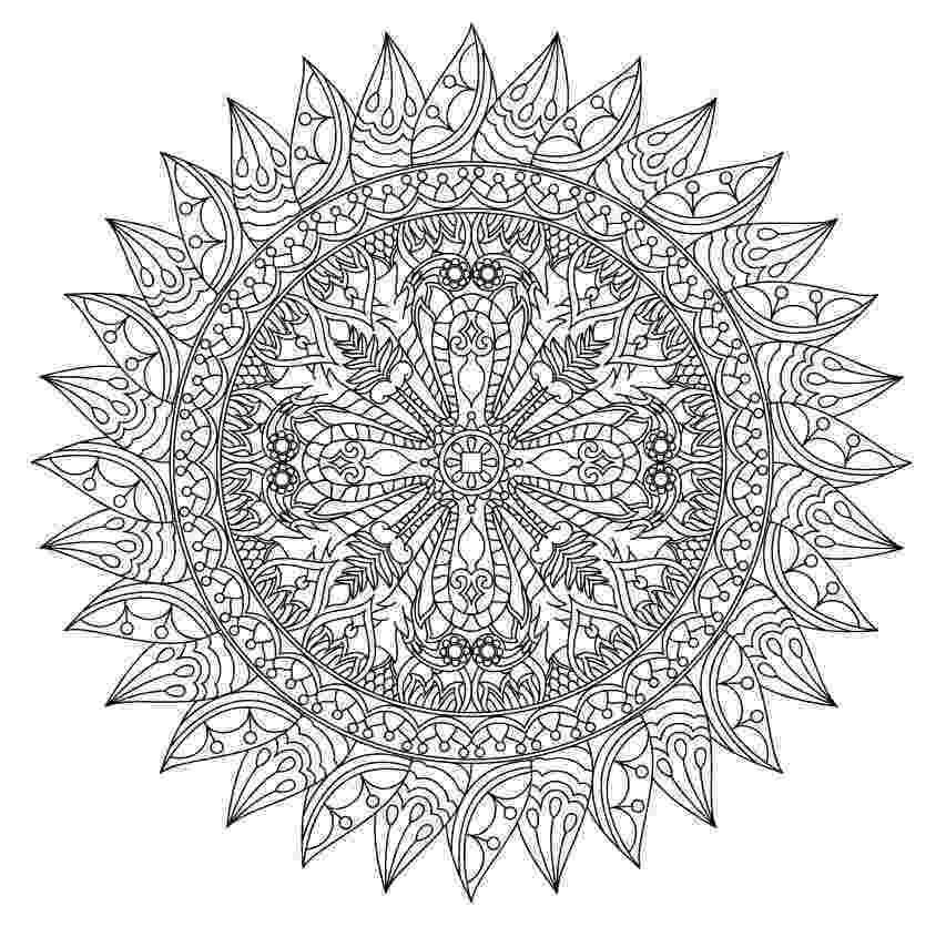 free printable mandala designs free printable mandala coloring pages for adults free mandala printable designs