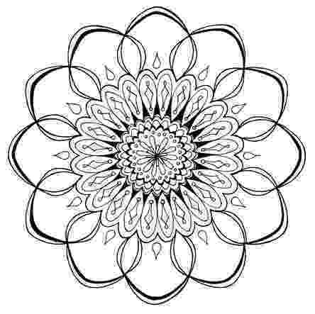 free printable mandala designs mandala 001 svg jpeg png pdf use with silhouette designs free printable mandala