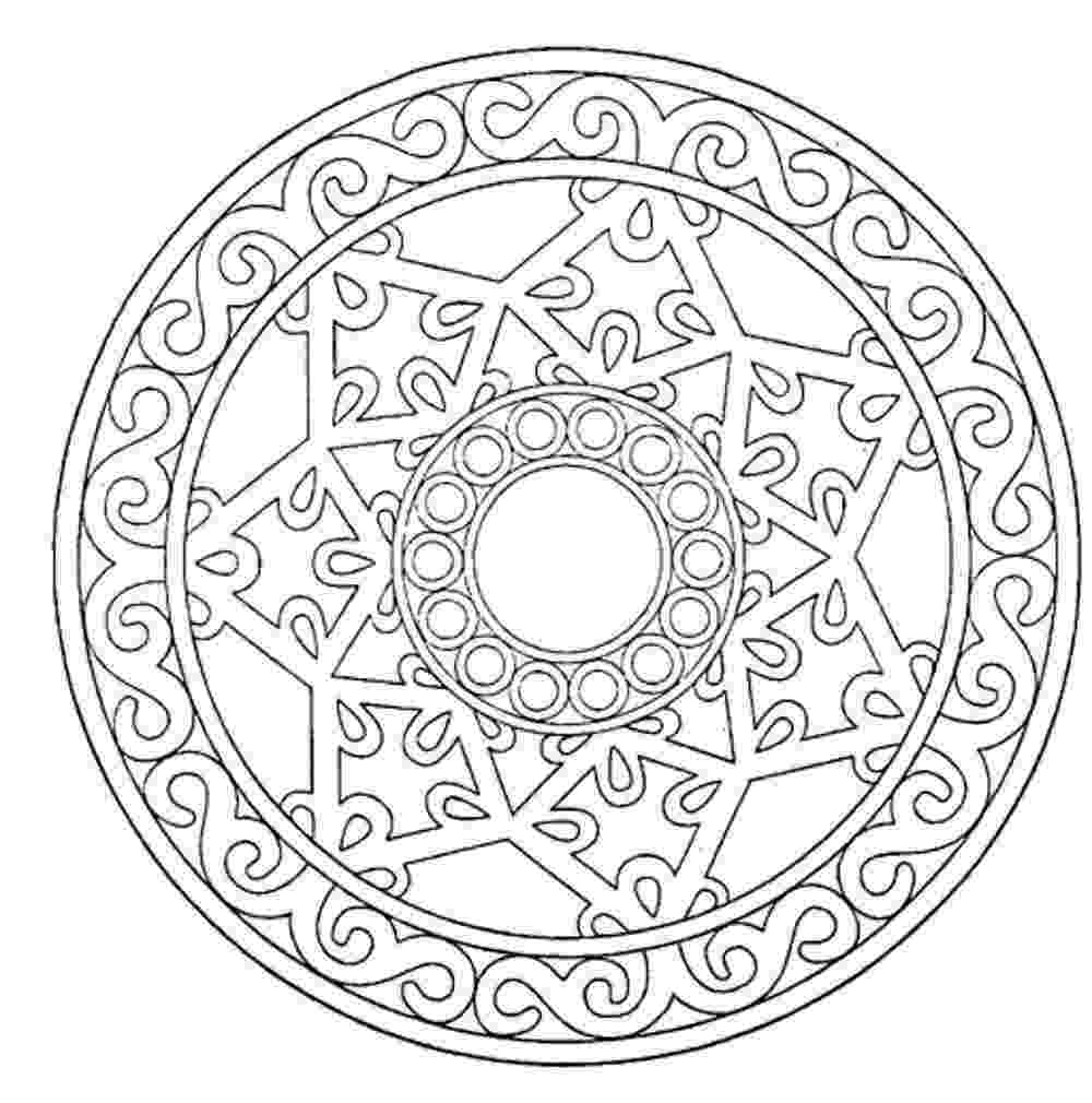 free printable mandalas for adults mandala coloring pages getcoloringpagescom free printable mandalas for adults