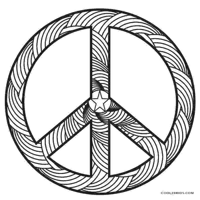 free printable peace sign coloring pages free printable peace sign coloring pages cool2bkids coloring peace pages printable free sign