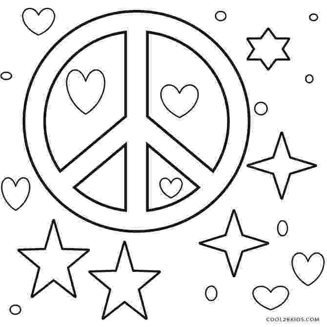 free printable peace sign coloring pages free printable peace sign coloring pages cool2bkids peace sign free coloring pages printable