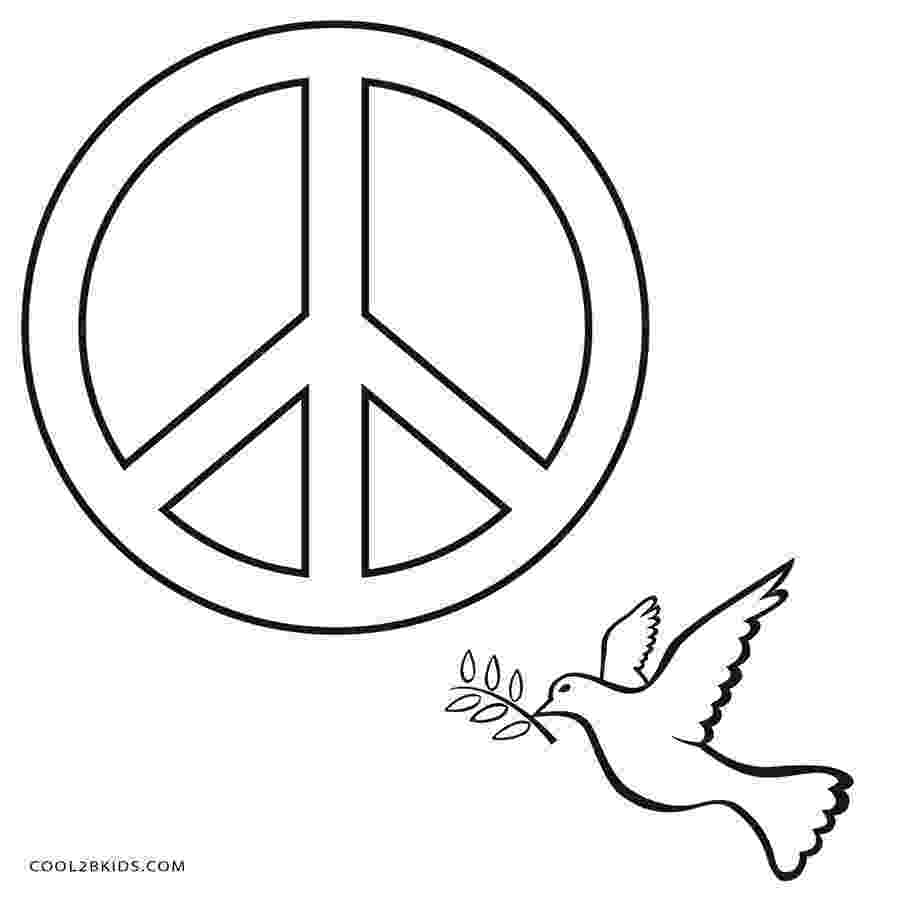 free printable peace sign coloring pages peace sign coloring pages getcoloringpagescom peace free printable pages sign coloring