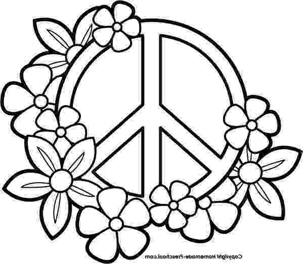 free printable peace sign coloring pages peace sign mandala coloring pages at getcoloringscom pages sign printable coloring peace free