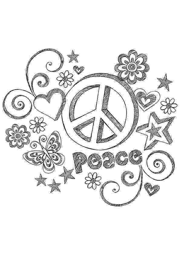 free printable peace sign coloring pages simple and attractive free printable peace sign coloring coloring pages printable peace free sign