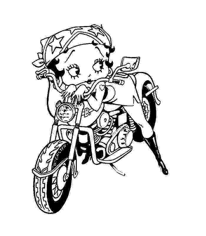 free printable pictures of betty boop free printable betty boop coloring pages for kids betty printable free pictures boop of
