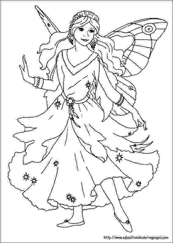 free printable pictures of fairies free printable fairy coloring pages for kids free printable pictures of fairies