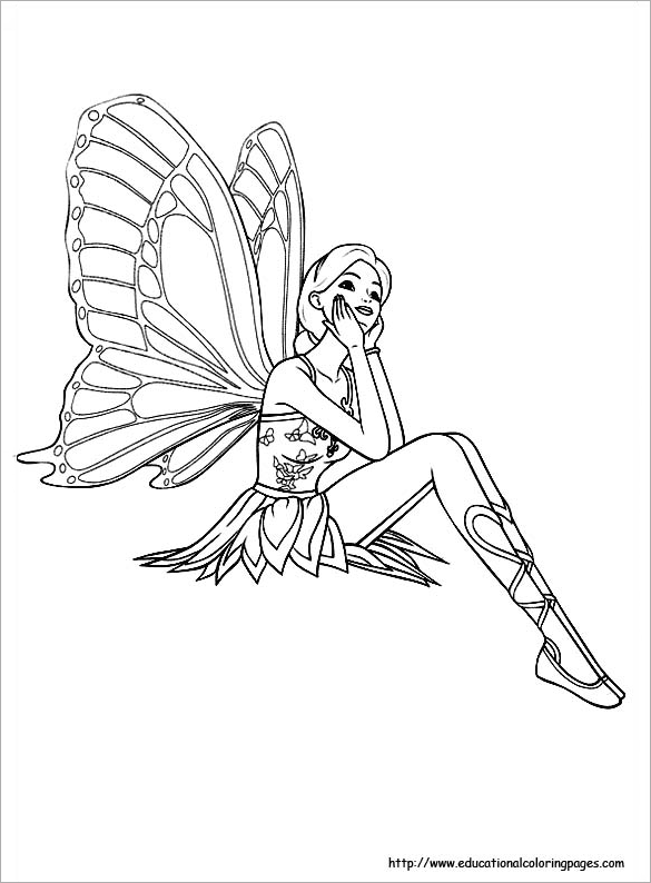 free printable pictures of fairies free printable fairy coloring pages for kids printable pictures fairies free of