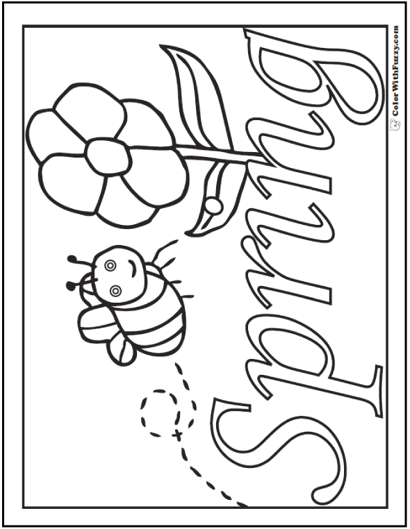 free printable spring flower coloring pages 35 free printable spring coloring pages flower pages spring coloring printable free