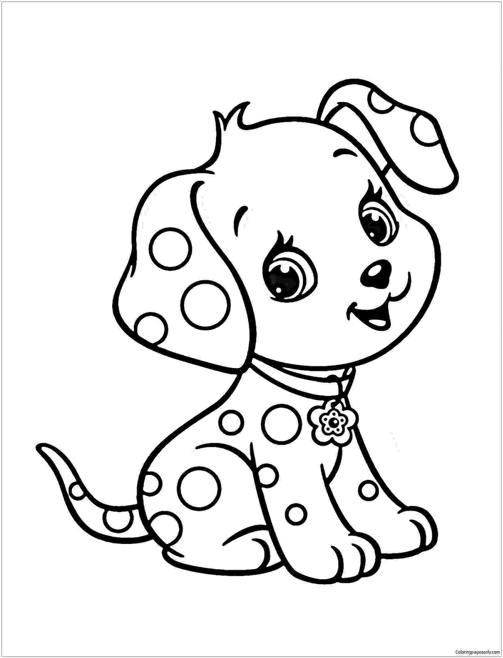 free puppy coloring pages cute puppy 5 coloring page puppy coloring pages puppy pages coloring free