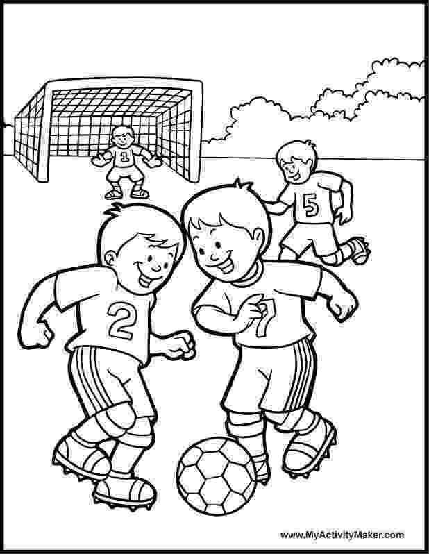 free sports coloring sheets 48 best soccer coloring pages images on pinterest free sports coloring sheets