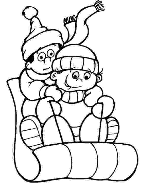 free winter coloring pages printable coloring pages winter coloring pages and clip art free pages winter coloring printable free