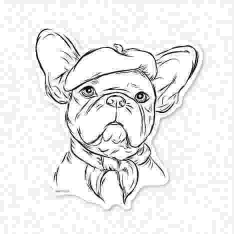 french bulldog coloring pages french bulldog coloring pages part 3 bulldog coloring pages french