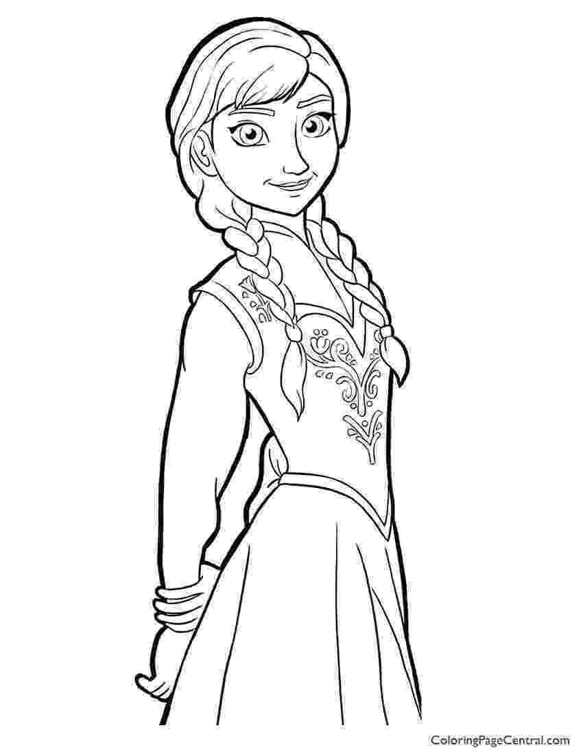 frozen anna coloring pages 2004 best images about printables 1 disneymovietv coloring anna frozen pages