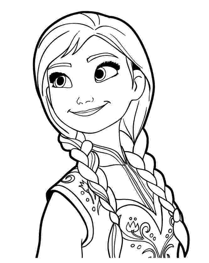 frozen anna coloring pages free printable frozen coloring pages for kids best pages anna frozen coloring