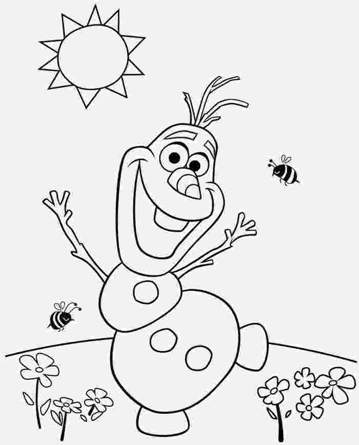 frozen olaf coloring coloring pages frozen coloring pages free and printable coloring frozen olaf