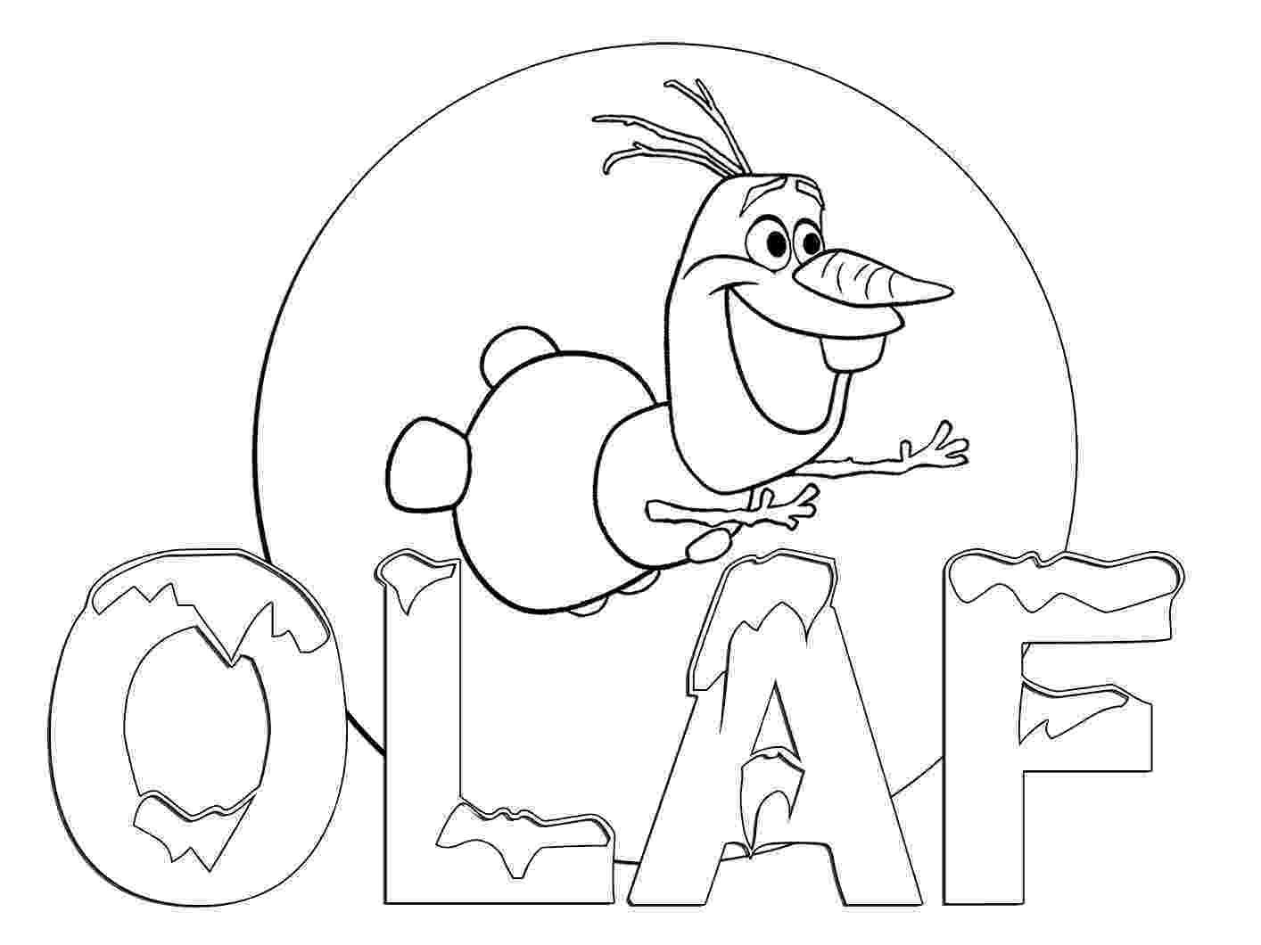 frozen olaf coloring disney39s frozen coloring pages 2 disneyclipscom coloring olaf frozen