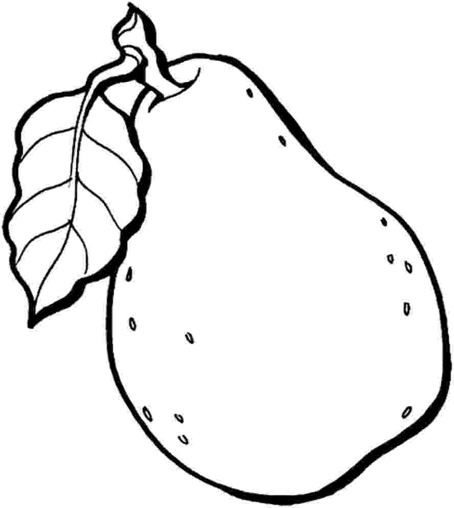 fruit images to color fruit coloring pages for childrens printable for free images to fruit color