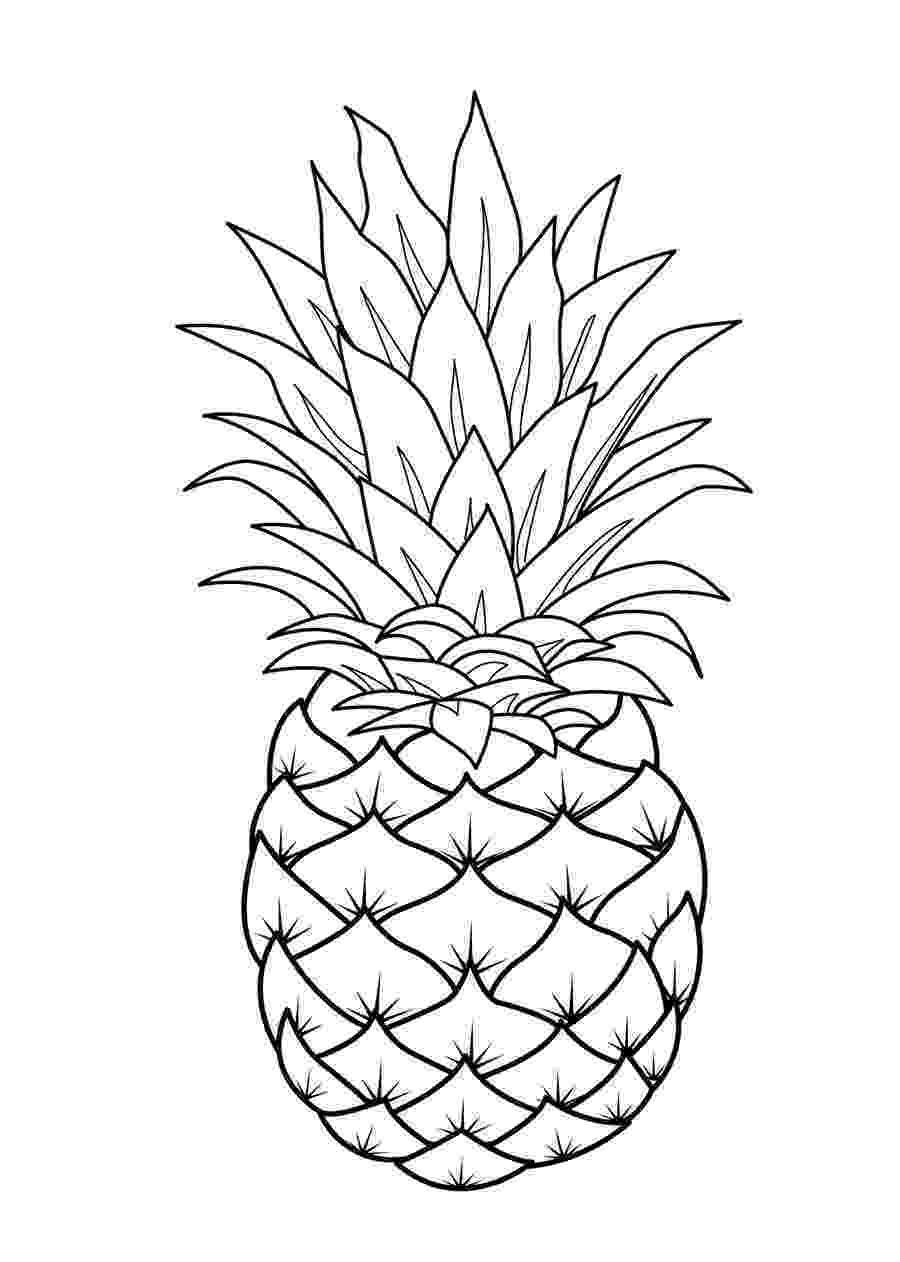 fruit images to color fruits coloring pages printable images color to fruit