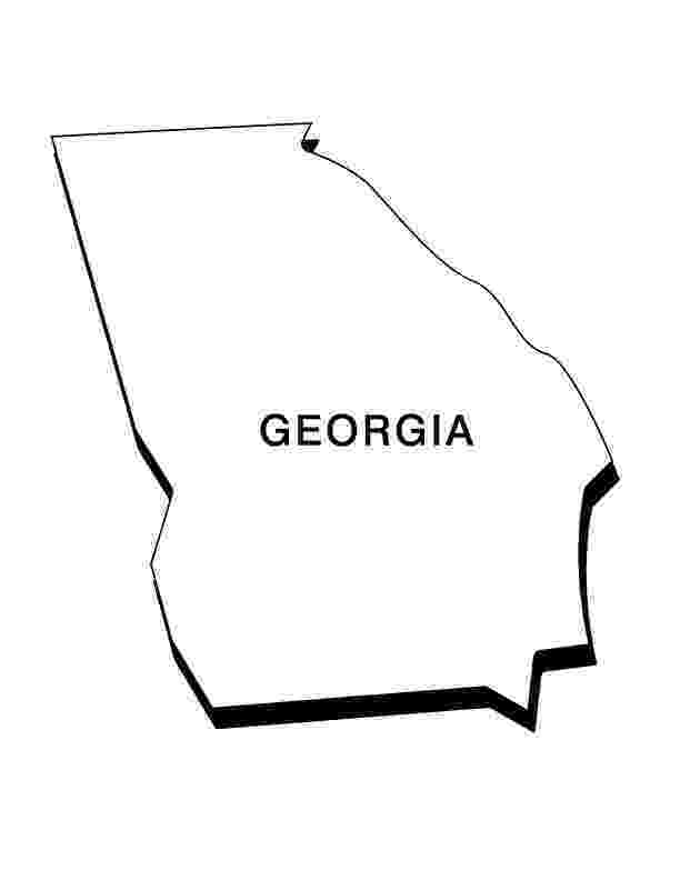 georgia state flower 50 state flowers coloring pages for kids state georgia flower