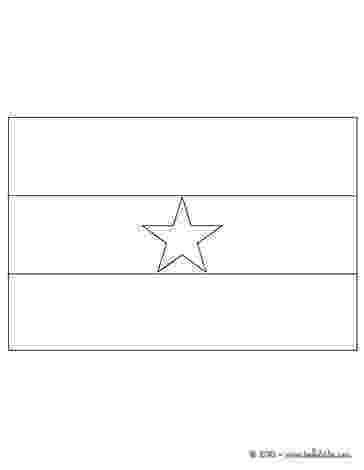 ghana flag coloring page flag of ghana coloring pages hellokidscom coloring page flag ghana