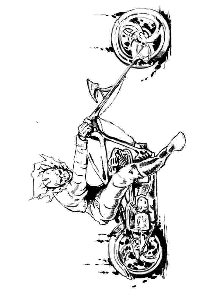 ghost rider coloring pages ghost rider coloring pages free printable ghost rider coloring rider pages ghost