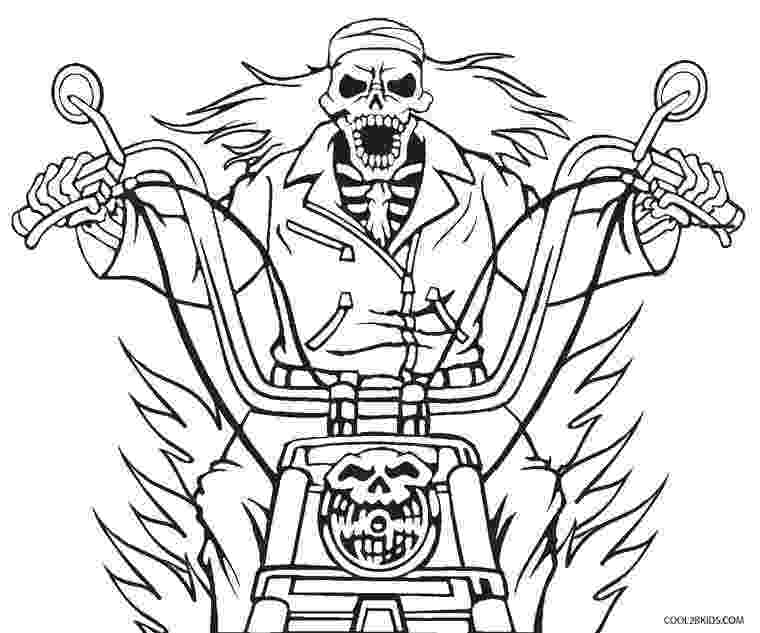 ghost rider coloring pages ghost rider coloring pages free printable ghost rider rider pages ghost coloring