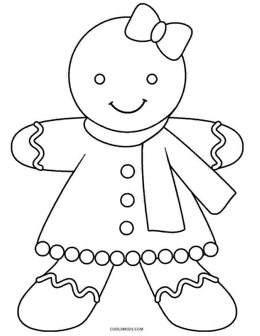 gingerbread color free gingerbread coloring pages to kids cartoon coloring color gingerbread