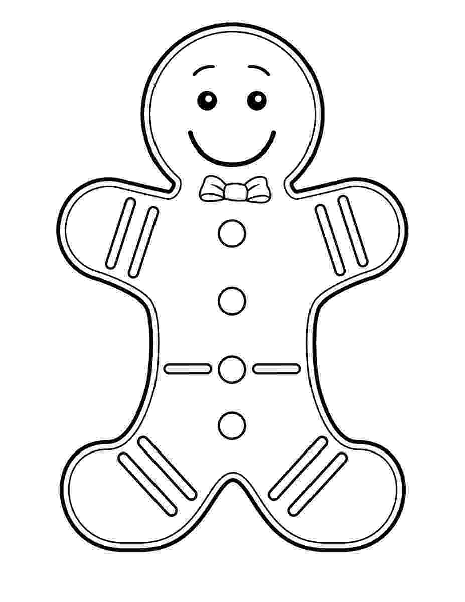 gingerbread color free printable gingerbread man coloring pages for kids color gingerbread