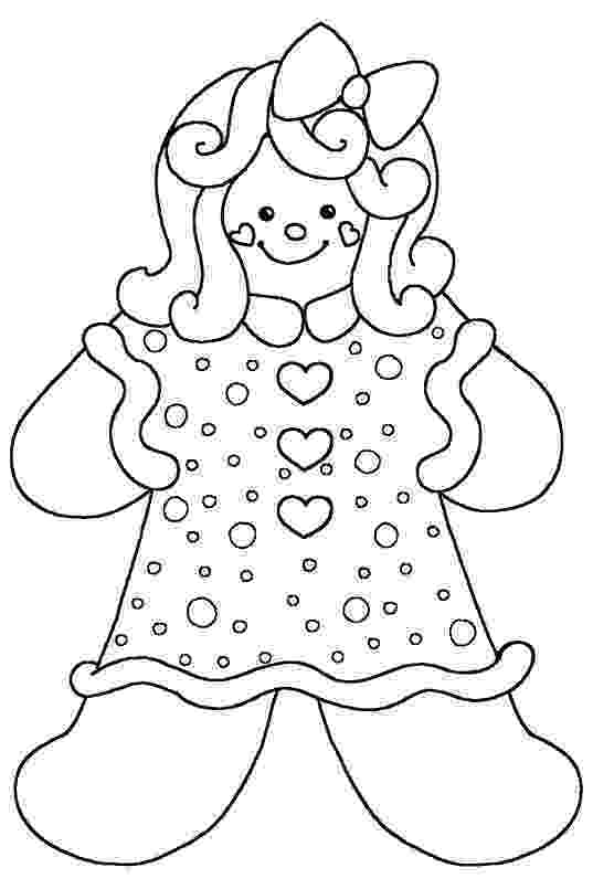 gingerbread color free printable gingerbread man coloring pages for kids color gingerbread 1 5