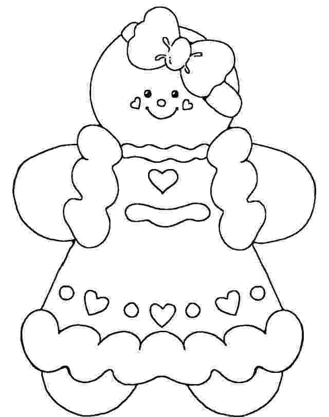 gingerbread color free printable gingerbread man coloring pages for kids gingerbread color 1 1