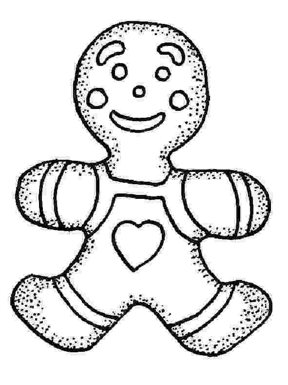 gingerbread color plain gingerbread man coloring page free printable gingerbread color