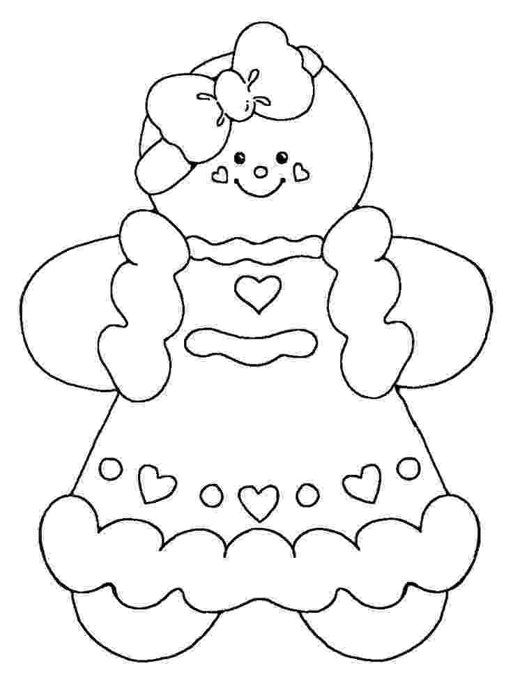gingerbread color printable gingerbread house coloring pages for kids color gingerbread