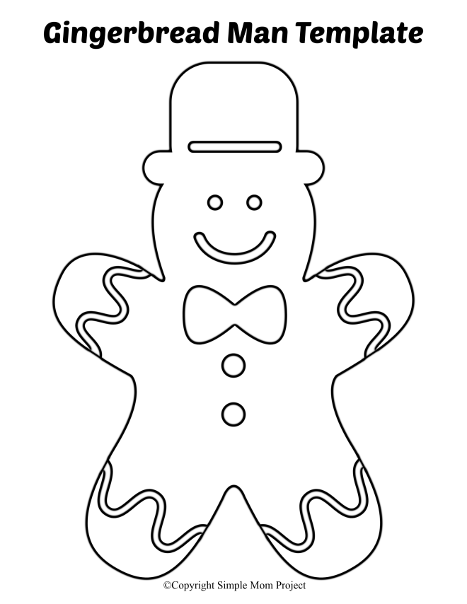 gingerbread girl template printable free printable gingerbread man coloring pages for kids gingerbread printable template girl
