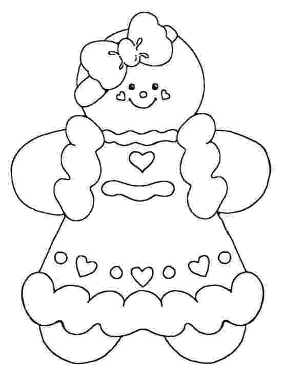 gingerbread girl template printable gingerbread woman template gingerbread printable template girl