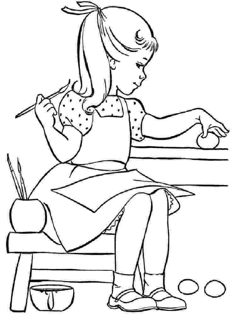 girl colering pages ballerina cartoon girl coloring page wecoloringpage pages colering girl