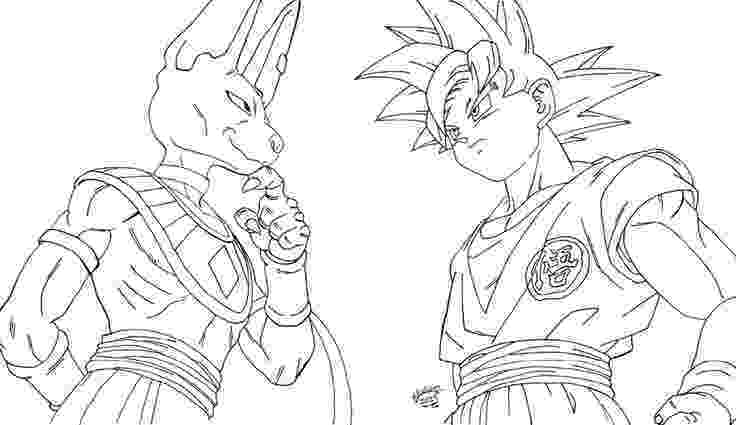 goku super saiyan coloring pages dragon ball z coloring pages goku super saiyan 5 at goku pages saiyan coloring super