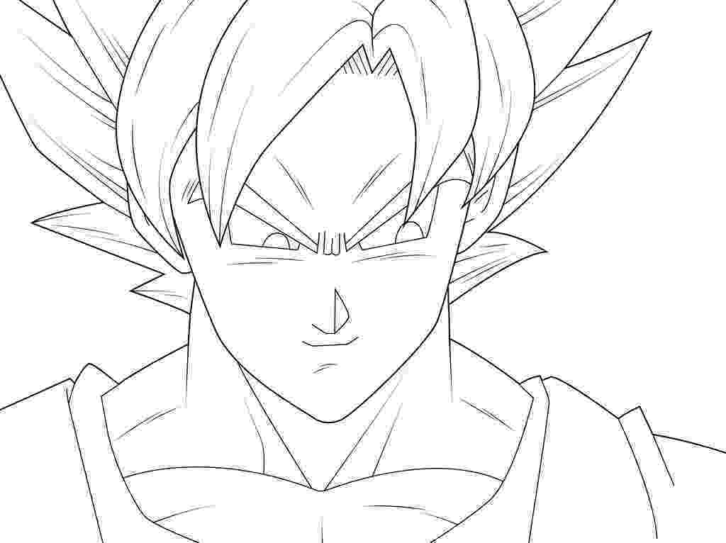 goku super saiyan coloring pages goku super saiyan 3 coloring coloring pages coloring goku saiyan super pages
