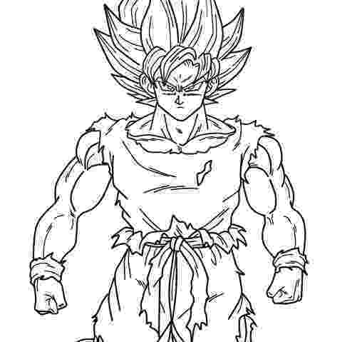 goku super saiyan coloring pages super saiyan goku coloring pages goku super saiyan goku goku saiyan coloring pages super