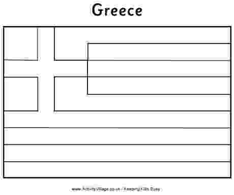 greek flag to colour ancient greece greeks history key stage 2 athens to colour greek flag