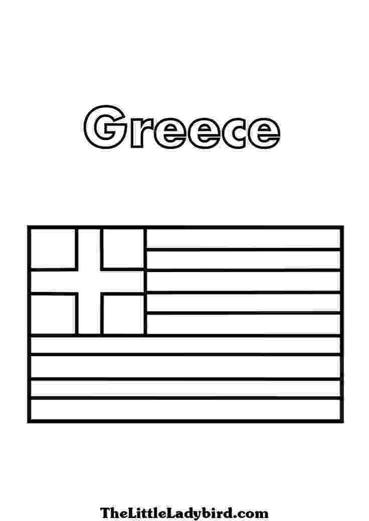 greek flag to colour coloring flag greece greece business for kids world colour to flag greek