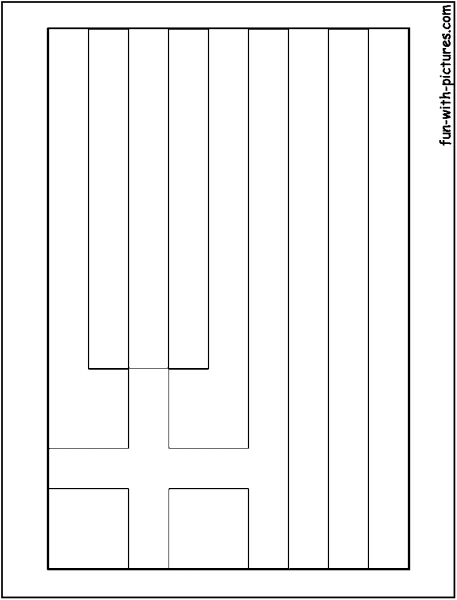 greek flag to colour greece flag coloring page coloring home greek flag colour to