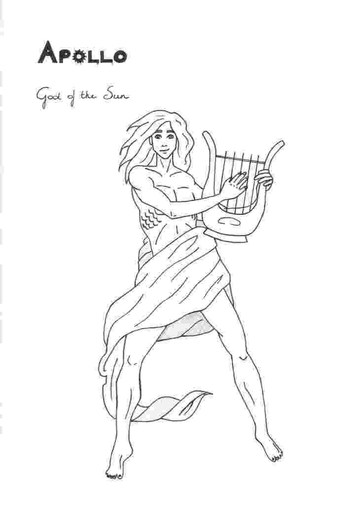 greek god coloring pages 12 best images about greek gods on pinterest sun coloring greek pages god