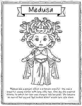 greek god coloring pages medusa greek mythology informational text coloring page god greek pages coloring