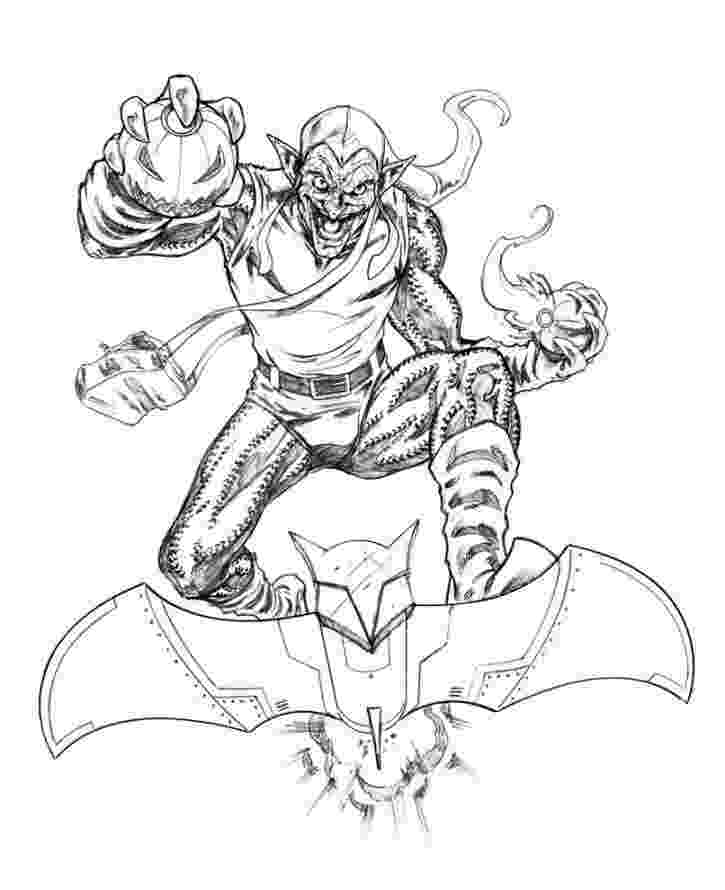 green goblin colouring pages green goblin coloring page coloring pages goblin pages colouring goblin green