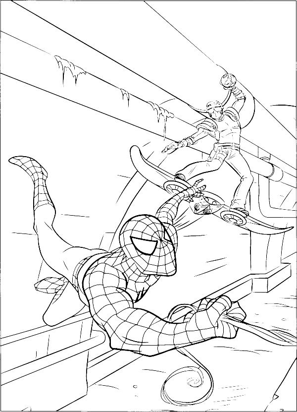 green goblin colouring pages green goblin free colouring pages green colouring goblin pages