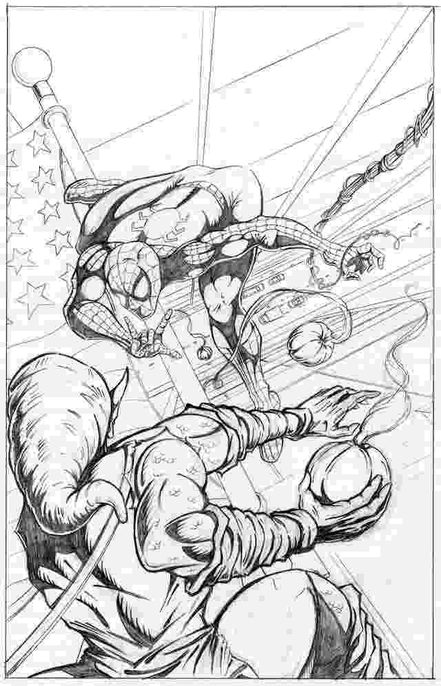 green goblin colouring pages spiderman green goblin coloring pages coloring home green colouring goblin pages