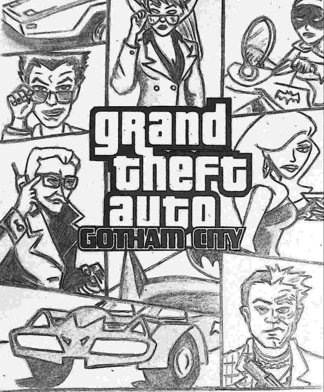 gta 5 cars colouring pages gta 5 coloring pages free download on clipartmag 5 colouring cars gta pages